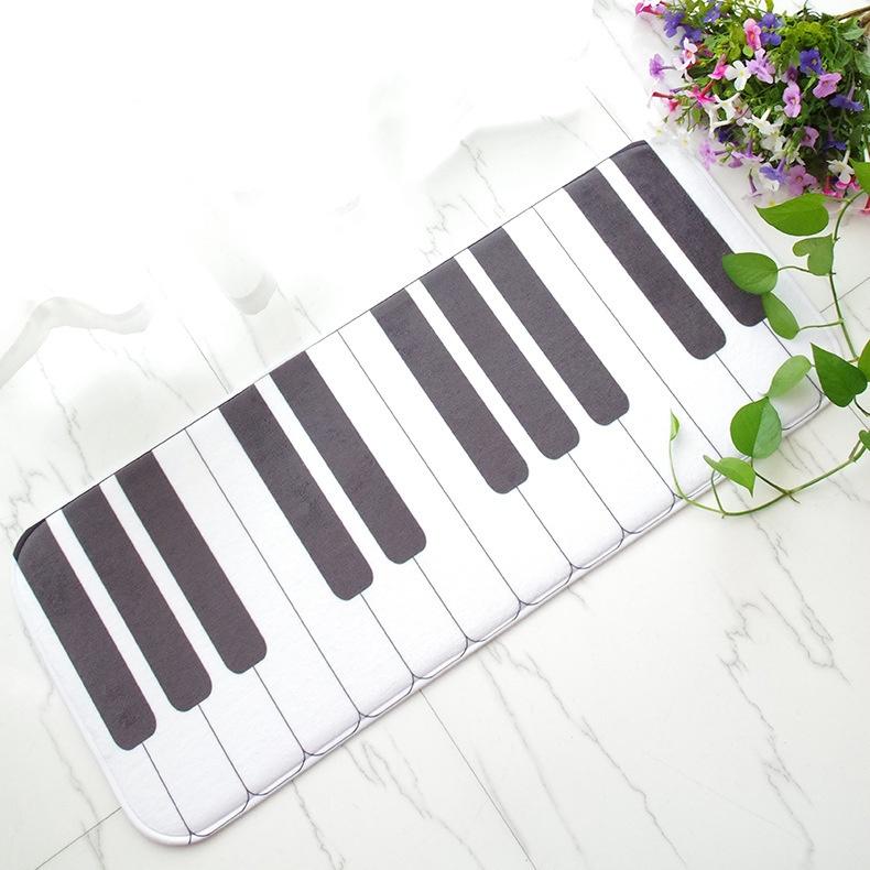 Tapis Touches De Piano [Carpet Piano Keyboard