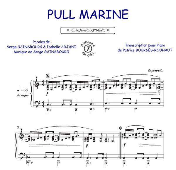 partition musique variete francaise