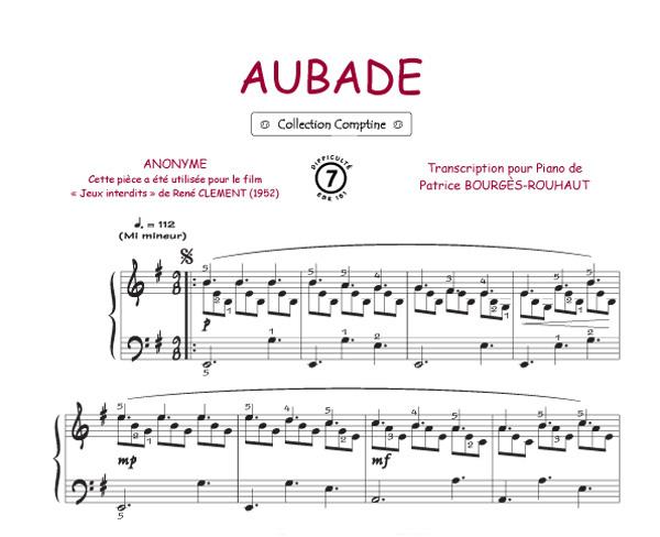 notes musique piano