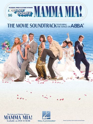 Abba : E-Z Play Today Volume 96 : Mamma Mia !