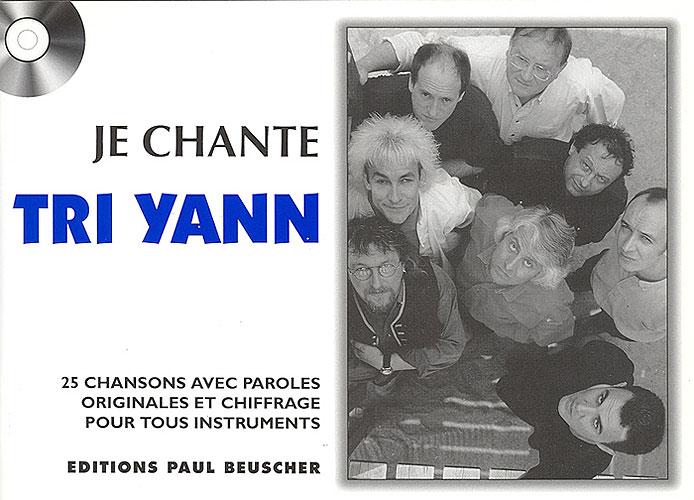 Buy online tri yann sheet music for Au jardin de mon pere lyrics