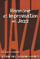 Clermont, Jean-Rene : Harmonie et Improvisation Jazz