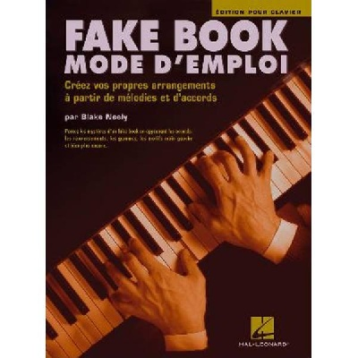 Blake Neely : Fake Book Mode d