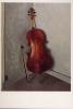 Carte Postale d\'Art `Le Violoncelle de Noga`