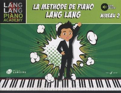 Lang, Lang : Lang Lang : Méthode de Piano Niveau 2