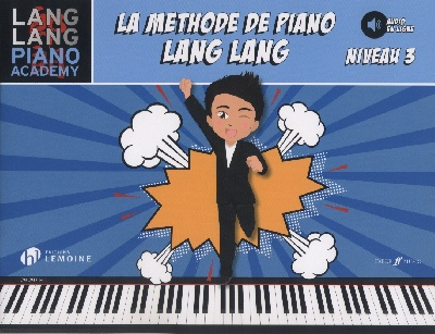 Lang, Lang : Lang Lang : Méthode de Piano Niveau 3