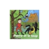 CD Audio : Pierre et le loup