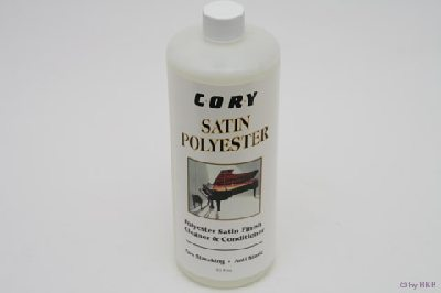 Cory Polish Spray - Satin Polyester - 1 L