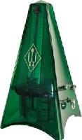 Métronome Taktell System Mälzel Plastique Sans Sonnerie Couleur Vert Transparent