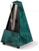 Métronome Taktell System Mälzel Plastique `Designer-Série` Avec Sonnerie Couleur Imitation Marbre Vert de Saphir