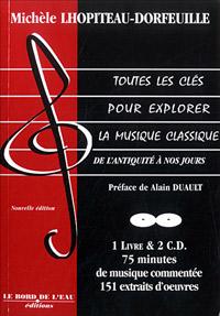 Lhopiteau-Dorfeuille, Mich�le : Toutes les Cl�s pour Explorer la Musique Classique : De l'Antiquit� � nos Jours