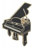 Mini pin : Grand piano