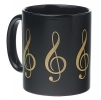 Tasse � caf� : Cl� de Sol [Coffee Mug : Treble Clef]