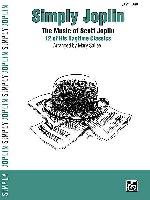 Joplin, Scott : Simply Joplin