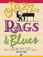 Mier, Martha : Jazz, Rags and Blues - Book 5