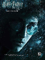 Hooper, Nicholas : Harry Potter and The Half-Blood Prince - Piano Solo