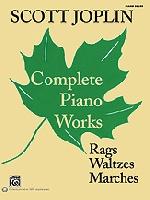 Joplin, Scott : Complete Piano Works