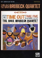 Brubeck, Dave : The Dave Brubeck Quartet - Time Out - 50th Anniversary Edition - Piano Solo