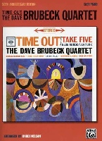 Brubeck, Dave : The Dave Brubeck Quartet - Time Out - 50th Anniversary Edition - Easy Piano
