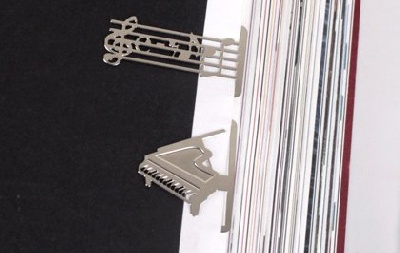 Marque Pages Piano [Bookmark Piano]