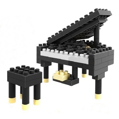 Piano à Queue / Lego