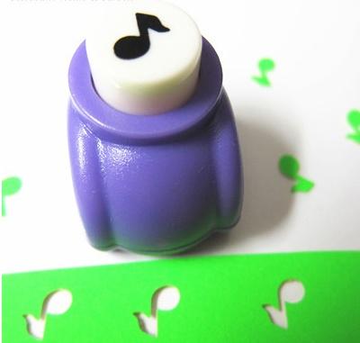 Buttinette Mini pour Scrapbooking Note de Musique [Mini Craft Punch Music Note]