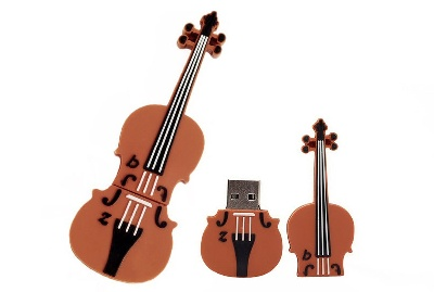 USB Flash Drive Violin 16GB