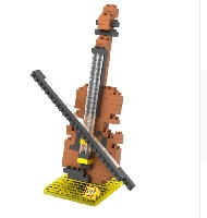 Cello / Lego