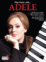 Adéle : Play Piano With... Adele + Download Card