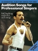 Audition Songs for Professional Singers - Men Edition