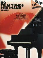 Dip In : 50 Graded Film Tunes for Piano