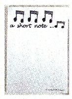 Bloc-Notes - A Short Note