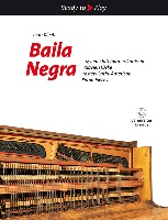 Baila Negra  13 new Latin-American Piano Pieces