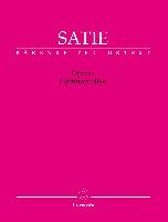 Satie, Erik : Ogives / Gymnopédies