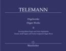 Telemann, Georg Philipp : Livres de partitions de musique