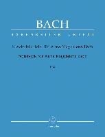 Le Petit Livre d'Anna Magdalena Bach, 1725