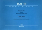 Bach, Johann Sebastian : Arrangements d?uvres dautres compositeurs (?uvres pour orgue, Volume 8) / Arrangements of works by other Composers (Organ Works, Volume 8)