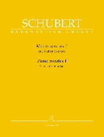 Schubert, Franz : Sonates pour piano - Volume I : Les premières Sonates / Piano Sonatas Volume I : The early Sonatas