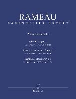 Rameau, Jean-Philippe : Complete Keyboard Works, Vol. I