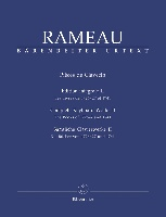 Rameau, Jean-Philippe : Complete Keyboard Works, Vol. II