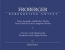 Froberger, Johann Jakob : New Edition of the Complete Works - Volume 1 : Libro Secondo (1649)