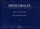 Frescobaldi, Girolamo : Nouvelle Edition de lintégrale des ?uvres pour orgue et claviers - Volume 1 / New Edition of the Complete Organ and Keyboard Works - Volume 1