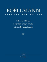 Boëllmann, Léon : Léon Boëllmann : Works arranged for Organ