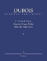Dubois, Théodore : Douze pieces pour orgue ou piano-pédalier (1886):