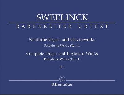Sweelinck, Jan Pieterszoon : Polyphone Werke (Teil 1)