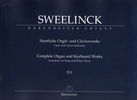 Sweelinck, Jan Pieterszoon : Complete Organ and Keyboard Works, Volume IV.1: Variations on Song and Dance Tunes (Part 1)