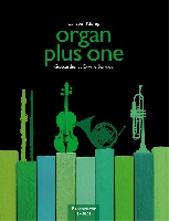 Organ Plus One : Divine Service / Original works and arrangements for church service and concert