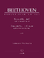 Beethoven, Ludwig Van : Concerto for Pianoforte and Orchestra no. 1 C major op. 15