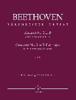 Beethoven, Ludwig Van : Concerto for Pianoforte and Orchestra no. 2 B-flat major op. 19