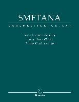Smetana, Bedrich : Frühe Klavierwerke